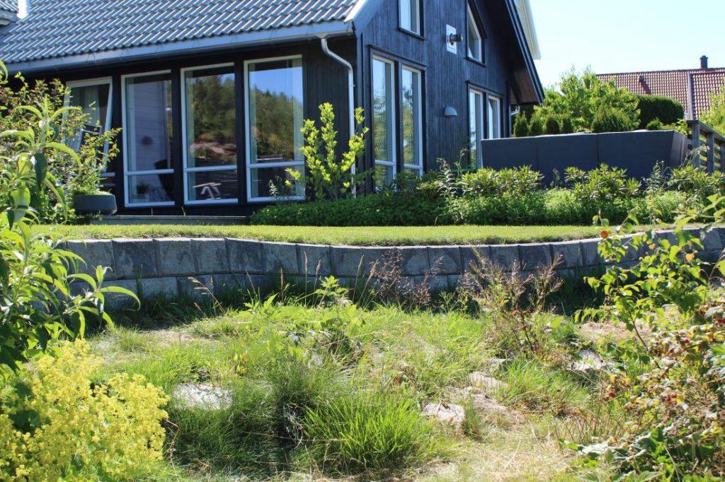 Seks nyttige tips for mindre vedlikehold med hagen